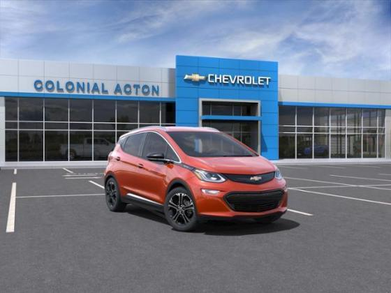 Test Drive the 2021 Chevrolet Bolt before you buy another car.