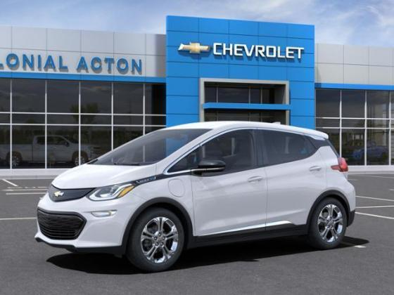 Test drive the NEW 2021 CHEVROLET BOLT EV Today!