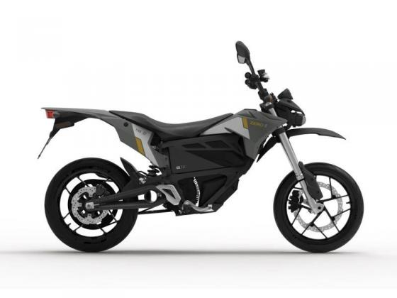 2021 Zero FXS ZF7.2 Electric Motorcycle