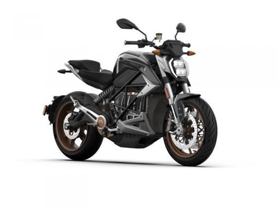2021 Zero SR/F Electric Motorcycle